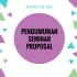 Pengumuman Seminar Proposal Gel. 6